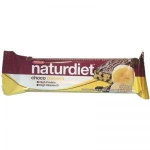Naturdiet Bar Choco Banana 58g - 50% rabatt