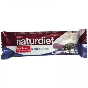 Naturdiet mealbar blackberries - 70% rabatt
