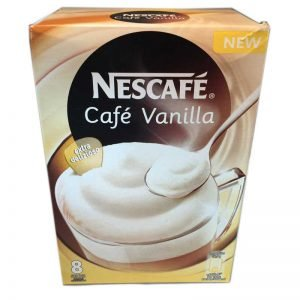 Nescafé Café Vanilla - 43% rabatt