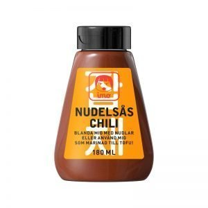 Nudelsås Chili 180ml - 34% rabatt
