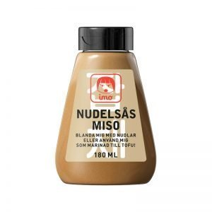 Nudelsås Miso 180ml - 34% rabatt