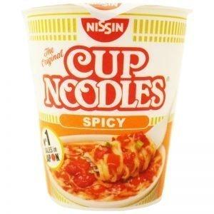 """Nudlar """"Spicy"""" 66g - 22% rabatt"""
