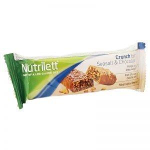 "Nutrilett Crunch Bar ""Seasalt & Chocolate"" - 25% rabatt"