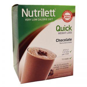"Nutrilett Shake ""Intense Choco"" - 25% rabatt"