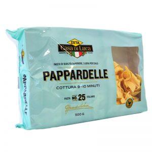"Pasta ""Pappardelle"" 500g - 39% rabatt"