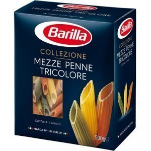 "Pasta ""Penne Tricolore"" 500g - 28% rabatt"