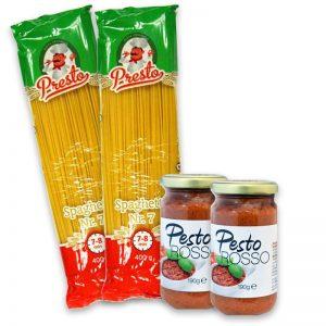 Pasta Pesto - 51% rabatt