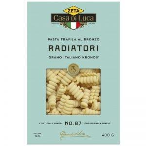 """Pasta """"Radiatori"""" 400g - 18% rabatt"""