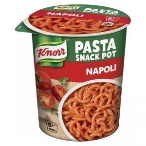 "Pasta Snack Pot ""Napoli"" 69g - 28% rabatt"
