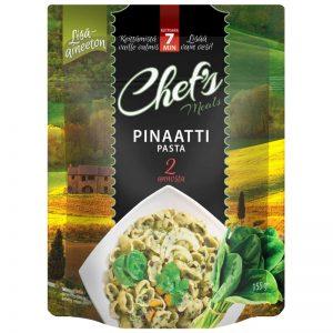 """Pasta Spenat"" Matmix 155g - 52% rabatt"