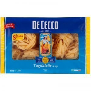 Pasta Tagliatelle 500g - 60% rabatt