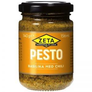 Pesto Basilika & Chili 140g - 31% rabatt