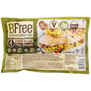 Pitabröd Glutenfria 4 x 55g - 27% rabatt