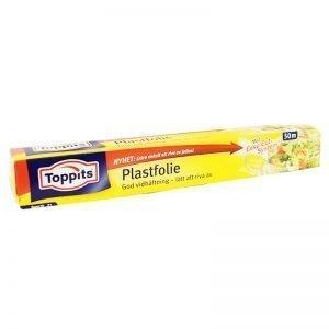 Plastfolie 50m x 32,5cm - 17% rabatt