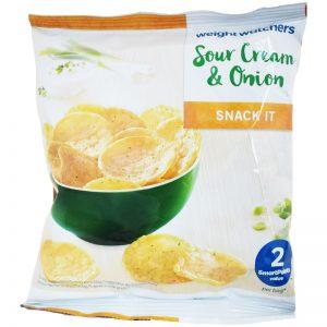 "Potatissnack ""Sour Cream & Onion"" 20g - 33% rabatt"