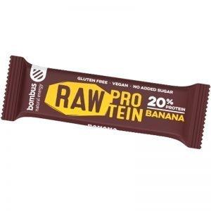 "Proteinbar ""Banana"" 50g - 50% rabatt"