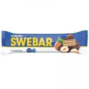 "Proteinbar ""Creamy Hazelnut"" 55g - 50% rabatt"