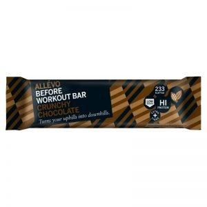 "Proteinbar ""Crunchy Chocolate"" 65g - 74% rabatt"