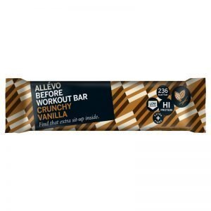 "Proteinbar ""Crunchy Vanilla"" 65g - 74% rabatt"