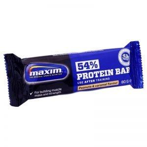 Proteinbar Jordnötter & Karamell - 32% rabatt
