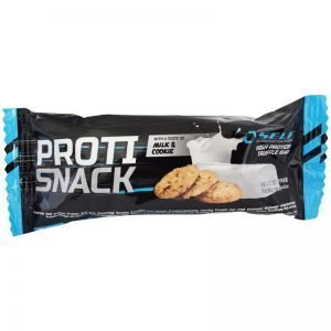 "Proteinbar ""Milk & Cookie"" 45g - 55% rabatt"