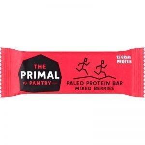 "Proteinbar ""Mixed Berries"" 55g - 50% rabatt"