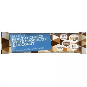 "Proteinbar ""White Chocolate & Coconut"" 35g - 18% rabatt"