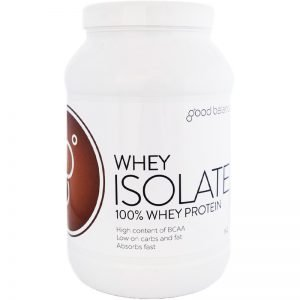 "Proteinpulver ""Chocolate"" 1kg - 33% rabatt"