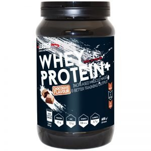 "Proteinpulver ""Chocolate"" 600g - 48% rabatt"