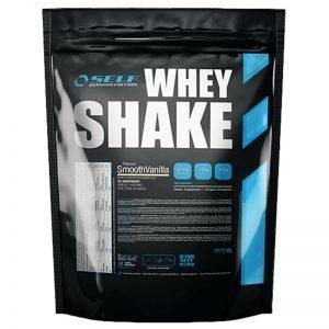 """Proteinpulver Shake """"Smooth Vanilla"""" 1kg - 45% rabatt"""