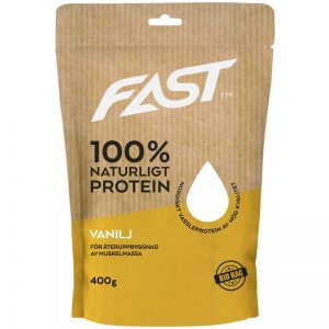 Proteinpulver Vanilj 400g - 80% rabatt