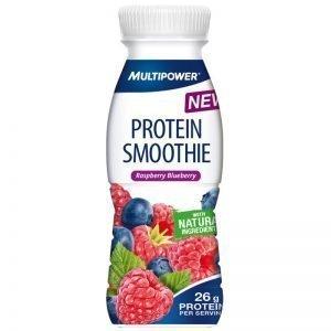 "Proteinsmoothie ""Blueberry & Raspberry"" 330ml - 80% rabatt"