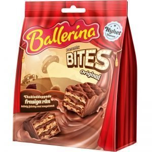"""Rån """"Ballerina Bites"""" 175g - 34% rabatt"""