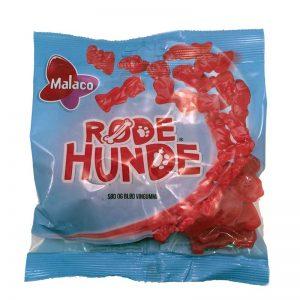 Røde hund vingummi - 61% rabatt