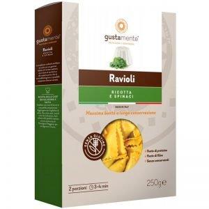 Ravioli Ricotta & Spenat 250g - 35% rabatt