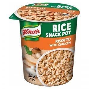 "Rice Snack Pot ""Risotto"" 69g - 29% rabatt"