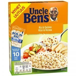 Ris Långkornigt & Quinoa 375g - 40% rabatt