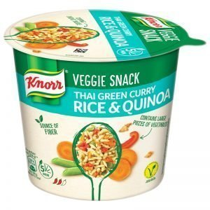 "Ris & Quinoa ""Thai Green Curry"" 69g - 31% rabatt"