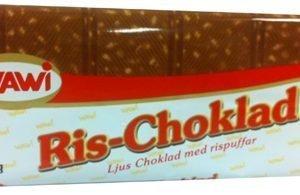 Ris-choklad - 22% rabatt