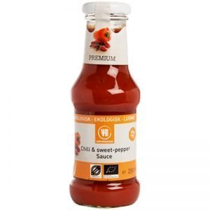 "Sås ""Chili & Sweet-Pepper"" 250ml - 50% rabatt"