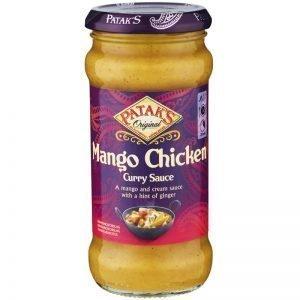 """Sås """"Mango Chicken"""" 350g - 32% rabatt"""