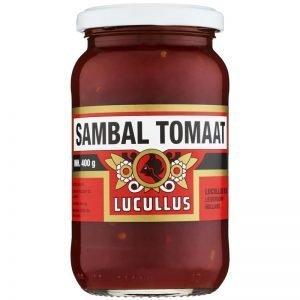 "Sås ""Sambal Tomaat"" 400g - 75% rabatt"