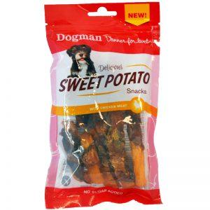 Sötpotatis snack m Kyckling - 67% rabatt