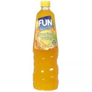 """Saft """"Tropical Fruits"""" 1l - 27% rabatt"""