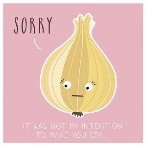 """Servetter """"Onion"""" 20-pack - 50% rabatt"""