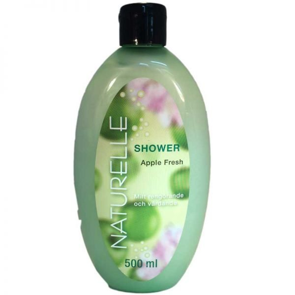 Shower duschkräm Apple fresh - 75% rabatt