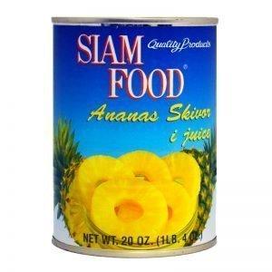Skivad Ananas - 70% rabatt