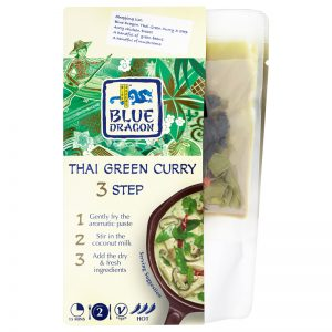 "Smaksättarkit ""Thai Green Curry"" 253g - 62% rabatt"