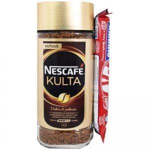 Snabbkaffe & Kitkat 140g - 43% rabatt