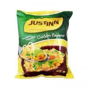 """Snabbnudlar """"Chicken Flavour"""" 85g - 50% rabatt"""
